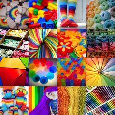 rainbow mosaic 2