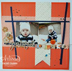 Artisan Wednesday Wow: Retro Refresh by Cathy Caines @Coral Wheeler Hinz' Up!