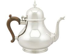Sterling Silver Teapot - Vintage (1975)