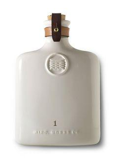 Ceramic Flask. #TRNK