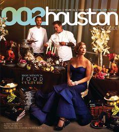 002houston Magazine #August Food+Drink cover! #Food #drink #print #magazine #houston #texas