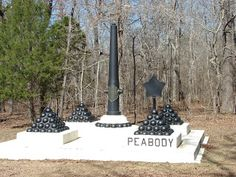 Fraley Field, Shiloh. On April 9, 1862, Peabody was buried near the location of his headquarters. The Peabody Monument at Shiloh National Military Park marks this spot. After the first burial, his body was exhumed and reinterred in Massachusetts. See also[edit] Battle Of Shiloh, American Civil War, Bury, Massachusetts, Military, America Civil War, Military Man, Army