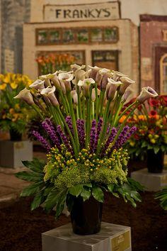 arrang idea, arreglo boda, flower arrang, centerpiec, alg8972, arreglo floral, vase arrangements, floral arrangements, calla lili