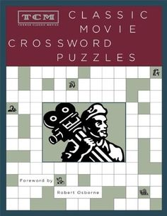 A book of crossword puzzles that'll test your knowledge of classic films. | 42 Products On Amazon Our Readers Are Loving Right Now