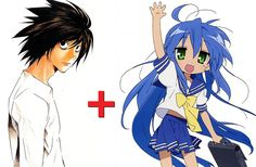 6 Anime Characters Who Are The Result Of Cross-Dimensional Mixing This.