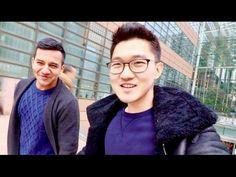 Coreano y Colombiano se divierten en Corea Round Glass, Life, Korean, Hilarious