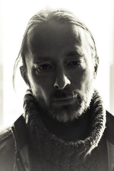 Thom Yorke by Michael Muller #topphotographers