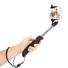 #Amazon: Amazon: Foldable Extendable & Wireless Bluetooth Selfie Stick Only $8.99ac PRIME SHIPPED AMZN #LavaHot http://www.lavahotdeals.com/us/cheap/amazon-foldable-extendable-wireless-bluetooth-selfie-stick-8/52774