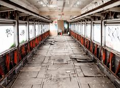 train decay | was surprising just how hot it was in here.