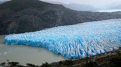 ice glaciers melting