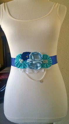 Faja maternidad Blue-Boy marco recién por BridalBlingNBowtique