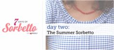 7DoS: The Starter Sorbetto | The Sew Weekly - Sewing  Vintage Lifestyle