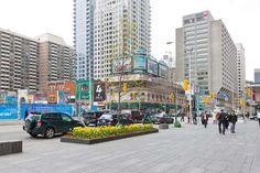 É uma das partes mais chiques e charmosas de Toronto. Lá você vai encontrar restaurantes de alta qua... - Fornecido por Guia da Semana
