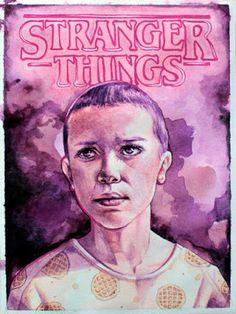Jules De Luxe: Eleven, a musa fofa de Stranger Things & outras garotas…