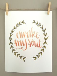 Awake My Soul Mumford and Sons lyrics by LeftHandedLetterer