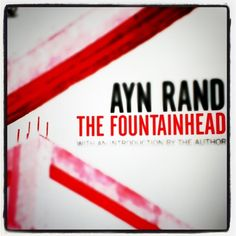#Fountainhead #Ayn Rand