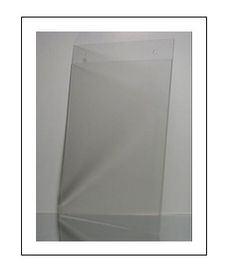8 1/2 x 11. Ideal for signs or anything you want displayed which would print on standard copy paper. Great for use in: Motels & Hotels Backs of doors, Restrooms, or wherever you need to send a message. Mounts flat on wall or back of door which go through pre-drilled holes. Acrylic Picture Frames, Acrylic Photo, Copy Paper, Document Holder, Photo Holders, Wall Mount, Table Settings, Hotels, Doors