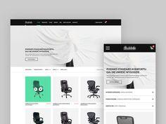 Furniture & Accessories by Michal Zulinski