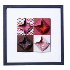 Origami - chatterbox pictures