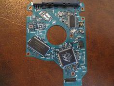 Toshiba MK6465GSX (HDD2H81 D UL03 B) FW:GJ003D 640gb Sata PCB - Effective Electronics