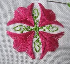 sewing and embroidery Christmas Embroidery Patterns, Embroidery Patterns Free, Embroidery For Beginners, Cross Stitch Patterns, Embroidery Designs, Hardanger Embroidery, Embroidery Art, Cross Stitch Embroidery, Broderie Bargello