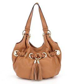 0449225d9e59 Read moreabout the condition Brand: Michael KorsMaterial: Leather Style:  Shoulder BagColor: Acorn UPC: 190864545530