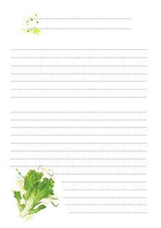 Странички для кулинарной книги – 129 фотографий   ВКонтакте