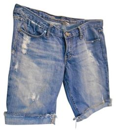 Abercrombie & Fitch Distressed Classic A&F   Cut Off Shorts $15.99 with FREE SHIPPING      https://www.tradesy.com/member/laurie-b/140433/