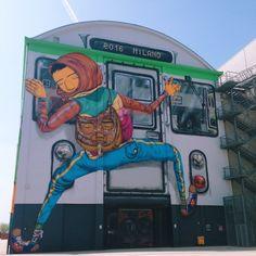 uma super seleção dos museus mais incríveis em Milão. E ainda de quebra uma obra dos nossos brasileiros Osgemêos. Museus em Milão, cidade da arte