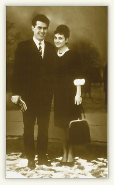Dieter & Harriet Uchtdorf~ <3 Love them and their beautiful example of Love.
