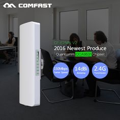44.90$  Watch here - http://alict0.worldwells.pw/go.php?t=32685652114 - 2016 New!!150Mbps wireless bridge build- in14dBi Antenna WIFI Repeater 1.5-3km Long Coverage CF-E214N Outdoor ap CPE Nanostation