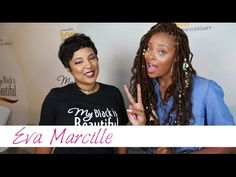 Eva Marcille talks hair and beauty with The Cut Life