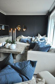 Et hjem, flere stiler. – Villa Paprika