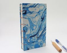 Fine Paper, Book Binding, One Pic, Recycling, Marble, Miniatures, Journal, Lettering, Drawings