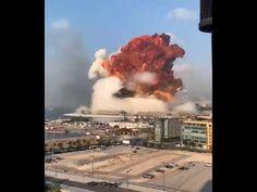 Λιβανο ΈκτακτοΝ Ισχυρές εκρήξεις στη Βηρυτό 2 Dating, Clouds, World, Youtube, Outdoor, The World, Qoutes, Outdoors, Outdoor Games
