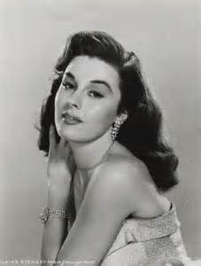 Elaine Stewart a 1950s actress, model, and pin-up girl