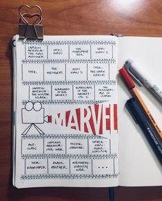 movies in chronological order Planfo. -marvel movies in chronological order Planfo. - bujoknight may - Marvel Cinematic Universe 48 Amazing Avengers and Justice League Bullet Journal Spreads Bullet Journal Notebook, Bullet Journal Inspo, Bullet Journal Spread, Bullet Journal Films, Marvel Movies In Order, Films Marvel, Marvel Cinematic, Marvel Marvel, Marvel Order