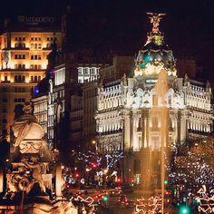 Ciudad de #madrid #metropolis