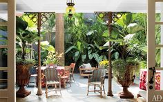 Sig Bergamin's Eclectic Home in Brazil