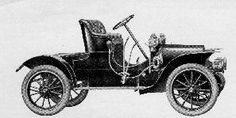 1910 Franklin Model G Runabout Four-cylinder, 18-horse-power
