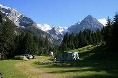 Trafoi, Camping