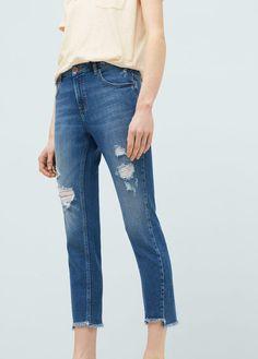 Jeans für Damen | MANGO Deutschland