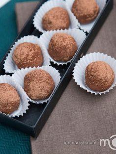 Russian Cake Truffles