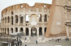Colosseum – Eat, Click, Travel and Repeat! Archaeological Site, Notre Dame, Repeat, Explore, Travel, Viajes, Destinations, Traveling, Trips