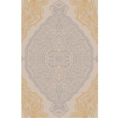 Istanbul wallpaper in Beige/Gold from Cole & Son