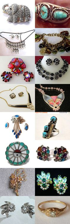 VJT SOTW Celebrating Bruce's Shop, Estates In Time by roxy on Etsy--Pinned with TreasuryPin.com