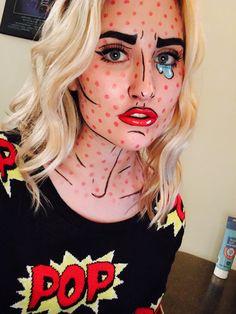 Promise Pham Comic Book Halloween Character - I like that she ...