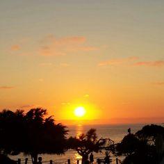 Beautiful Del Mar sunset.