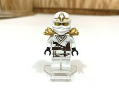 Zane ZX LEGO Minifigure Lot Ninjago 9449 9445 94
