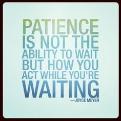 remember this, quotes, circle of life, thought, inspir, joyc meyer, joyce meyer, true stories, patienc